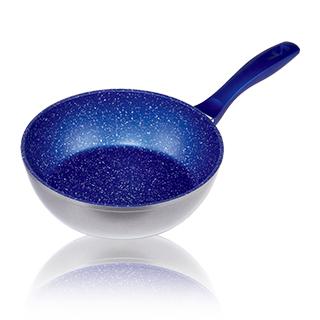 フレーバーストーン ディープパン ブルー