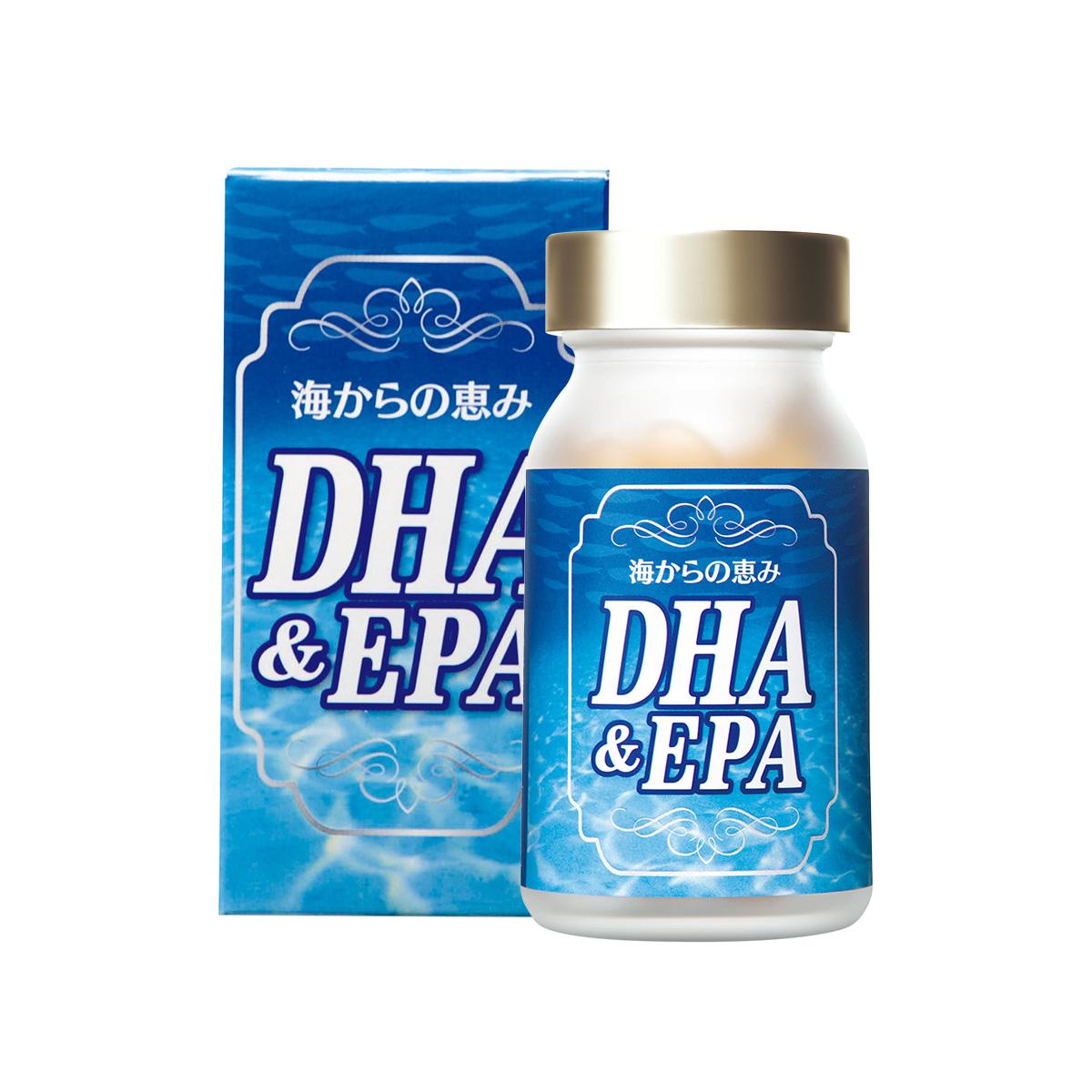 海からの恵み DHA & EPA